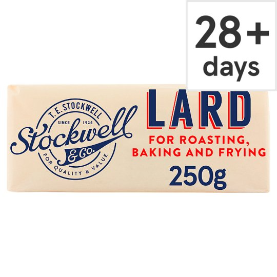 Stockwell And Co. Lard 250G
