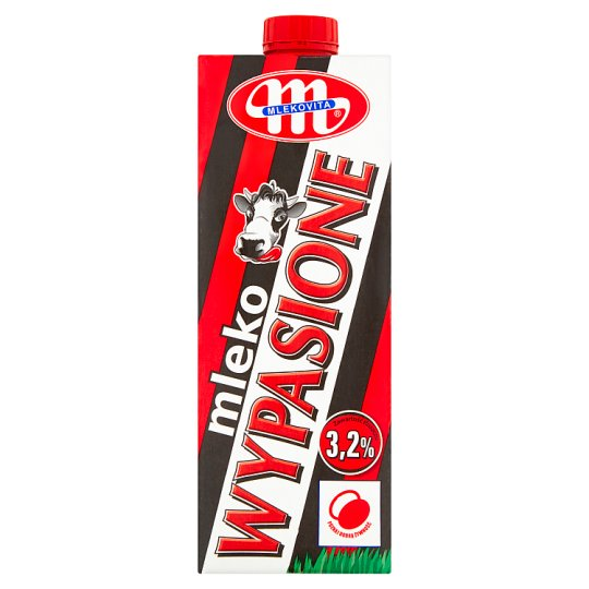 Wypasione Uht Milk 3.2% Fat 1L