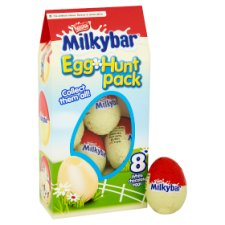 Nestle Milky Bar Easter Egg Hunt 120G