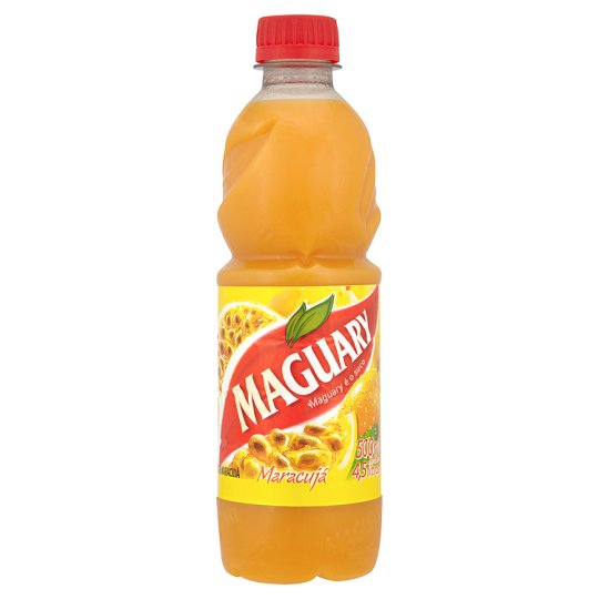Maguary Passion Fruit Juice Concentrate 500Ml
