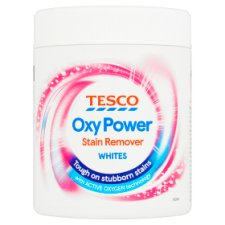 Tesco Oxi Powder Whites 500G