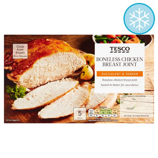 Tesco Simply Chicken Breast Joint 800G