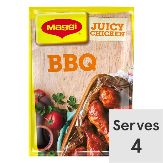 Maggi So Juicy Sticky Bbq Chicken 47G