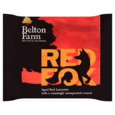Red Fox Aged Red Leicester 200G
