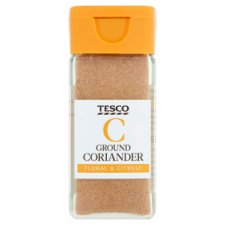 Tesco Ground Coriander 36G