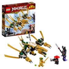 Lego The Golden Dragon 70666