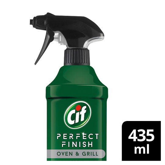 Cif Perfect Finish Oven Spray Cleaner 435Ml