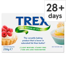 Trex Vegatable Fat 250G