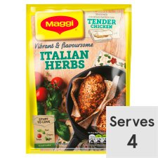 Maggi So Tender Italian Herbs Chicken 23G