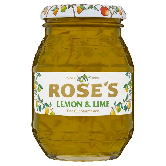 roses lemon and lime marmalade 454g groceries tesco