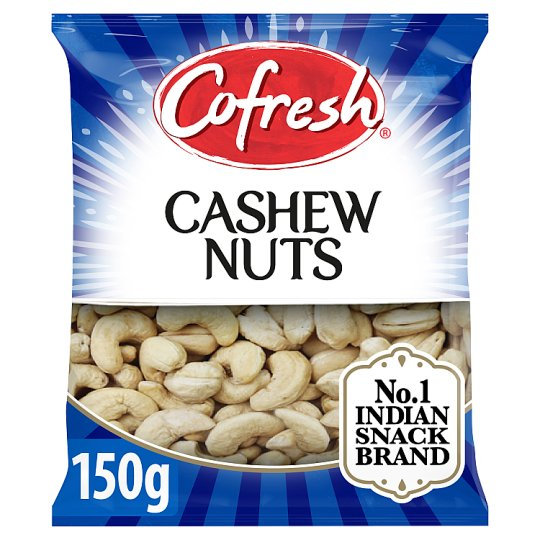 Cofresh Roasted And Salted Cashew Nuts 150G
