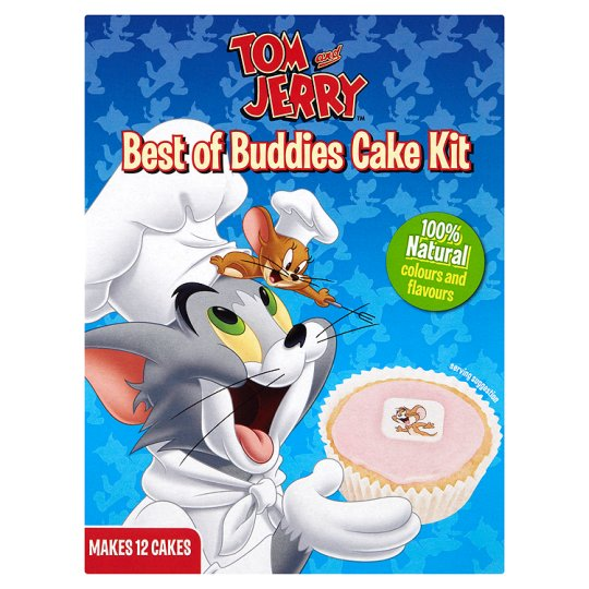Greens Cake Mix Tom And Jerry 223G