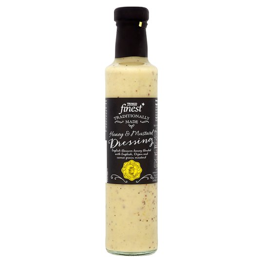 Tesco Finest Honey And Mustard Dressing 255Ml