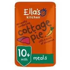 Ellas Kitchen Organic Cottage Pie With Cinnamon 190G