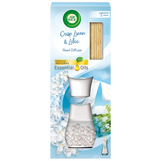 Airwick Base Reed Diffuser Linen