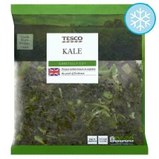 Tesco Kale Leaf 300G