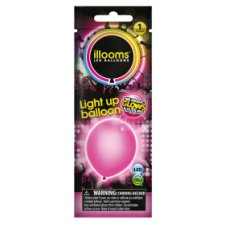 Illoom Single 1Pk Pink