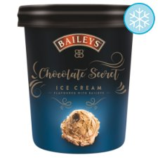 Baileys Chocolate Secret Ice Cream 500Ml