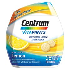 Centrum Vitamint Lemon 28 Tablets