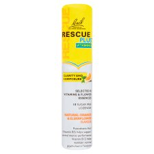 Nelsons Rescue Plus Lozenge 10'S