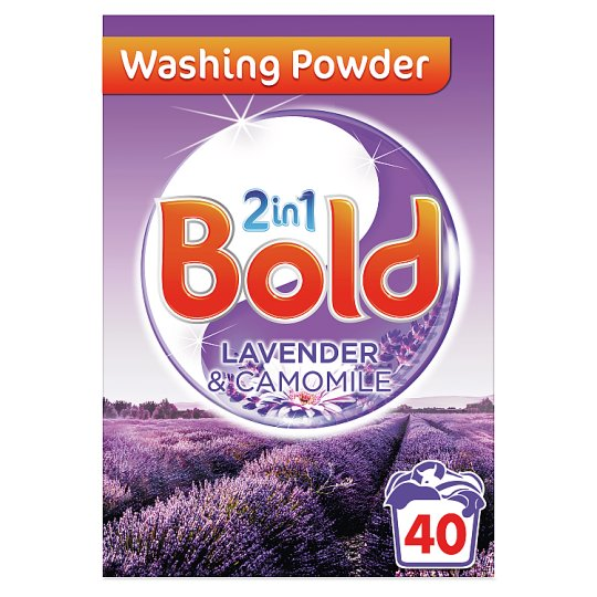 Bold 2 In 1 Powder Lavender 2.6 Kilograms
