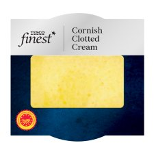 Tesco Finest Clotted Cream 227G
