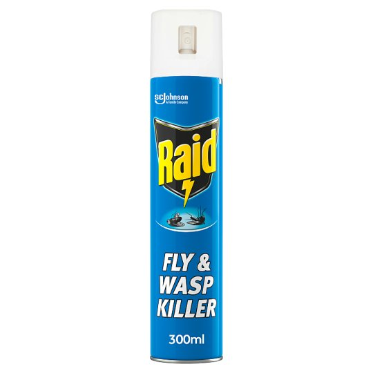 Raid Fly And Wasp Killer 300ml Groceries Tesco Groceries