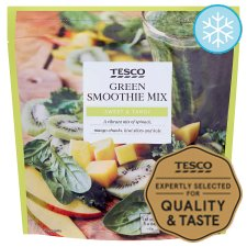Tesco Spinach, Kiwi And Mango Superfood Smoothie 500G