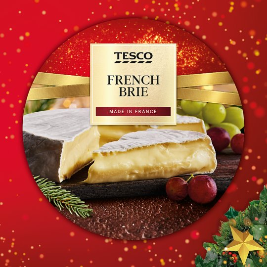 Tesco French Brie 470G