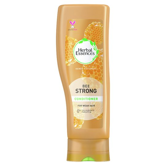 image 1 of Herbal Essences Bee Strong Conditioner 400Ml
