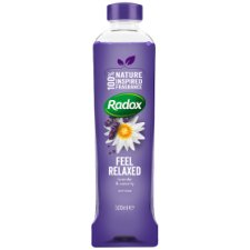 Radox Feel Relaxed Bath Soak 500Ml
