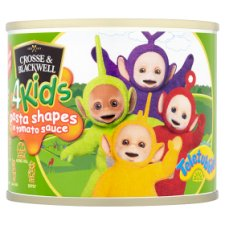 Crosse And Blackwell 4Kids Teletubbies Pasta 213G
