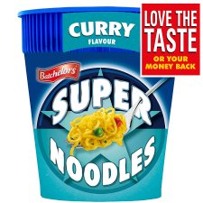 Batchelors Super Noode Pot Curry 75G