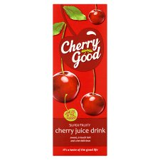 Cherrygood Cherry Juice Drink 1 Litre