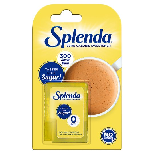 Splenda Low Calorie Sweetener 300Pk