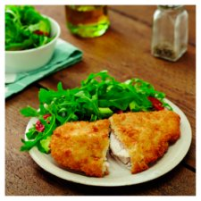 image 3 of Tesco Breaded Chicken Breast Fillets 4 Pack 700G