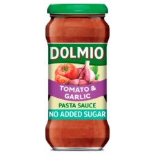 Dolmio Sauce Tomato And Garlic No Added Sugar 350G