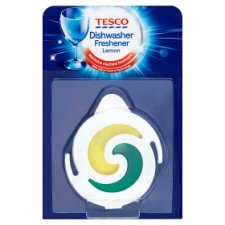 Tesco Dishwasher Freshener Lemon 6Ml