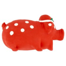 Wagtastic Toy Festive Piggy Dog Toy