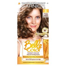 Garn/Bel/Clr 6 Natural Light Brown Permanent Hair Dye