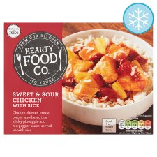 Hearty Food Co. Sweet And Sour Chicken 400G