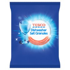 Tesco Dishwasher Salt Granules 3Kg