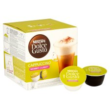 Nescafe Dolce Gusto Cappuccino Light Coffee Pods 160G