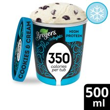 Breyers Cookies And Cream Ice Cream 500Ml