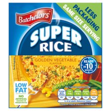 Batchelors Super Rice Golden Quick Cook 90G