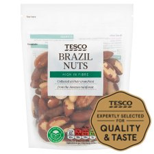 Tesco Brazil Nuts 200G