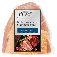 Tesco Finest Honey Gammon Joint 750G