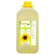 Indus Sunflower Oil 5 Litre
