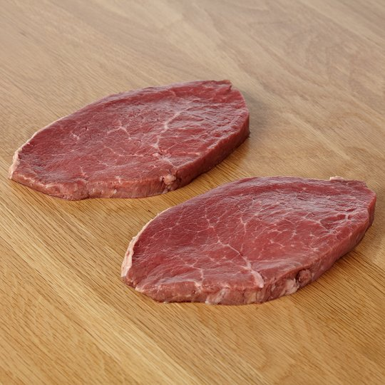 Tesco 2 Beef Steak 300G