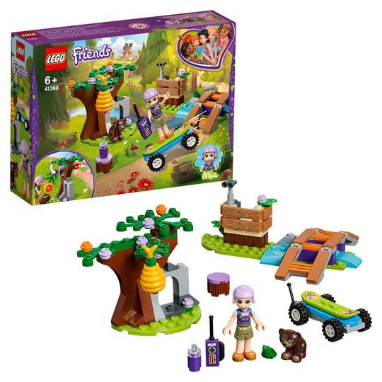 image 1 of Lego Mias Forest Adventure 41363